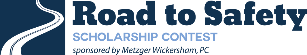 Road to Safety Scholarship Contest logo