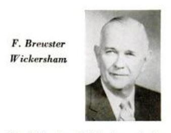 F. Brewster Wickersham
