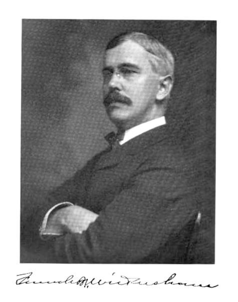 Frank B. Wickersham, Founding Attorney of Metzger Wickersham